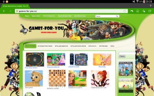 сайт games-for-you.ru