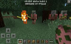 Minecraft PE 0100 build 1