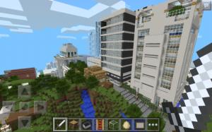 Карта NXUS Modern City 1