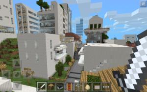 Карта NXUS Modern City скачать